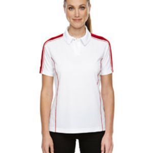 Ladies' Eperformance™ Piqué Colorblock Polo Thumbnail