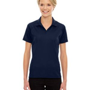 Ladies' Eperformance™ Stride Jacquard Polo Thumbnail