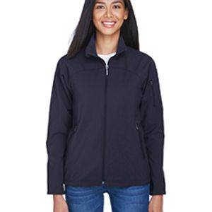 Ladies' Three-Layer Fleece Bonded Performance Soft Shell Jacket Thumbnail