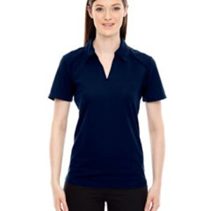 Ladies' Recycled Polyester Performance Piqué Polo Thumbnail