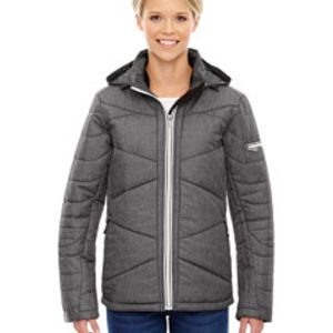 Ladies' Avant Tech Mélange Insulated Jacket with Heat Reflect Technology Thumbnail
