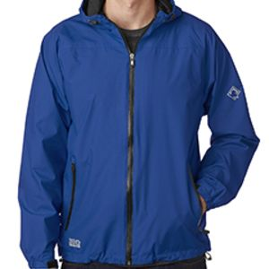 Men's Torrent Waterproof Hooded Jacket Thumbnail