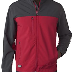 Men's Poly Spandex Motion Softshell Jacket Thumbnail