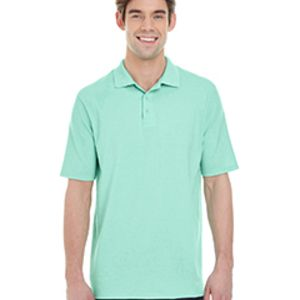 Men's 6.5 oz. X-Temp® Piqué Short-Sleeve Polo with Fresh IQ Thumbnail
