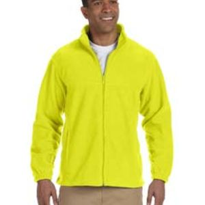 Men's Tall 8 oz. Full-Zip Fleece Thumbnail